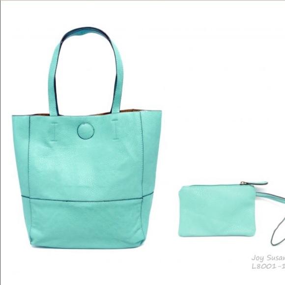 3b7d56c5f116 Joy Susan Handbags - Joy Susan Raw Edge Tote Bag with Coin Purse